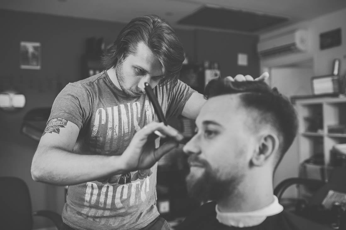 fryzjer męski Puławy