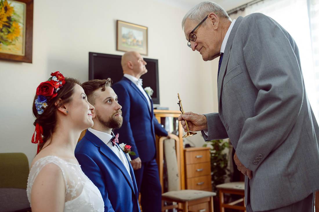 błogosławieństwo ślubne Puławy