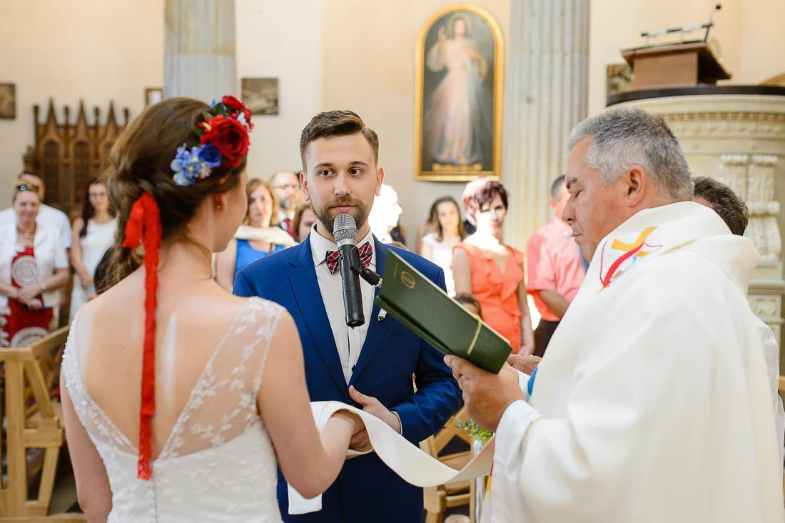 fotograf na ślub Puławy