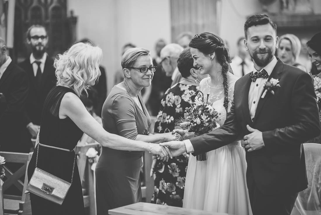 fotografia ze ślubu Puławy