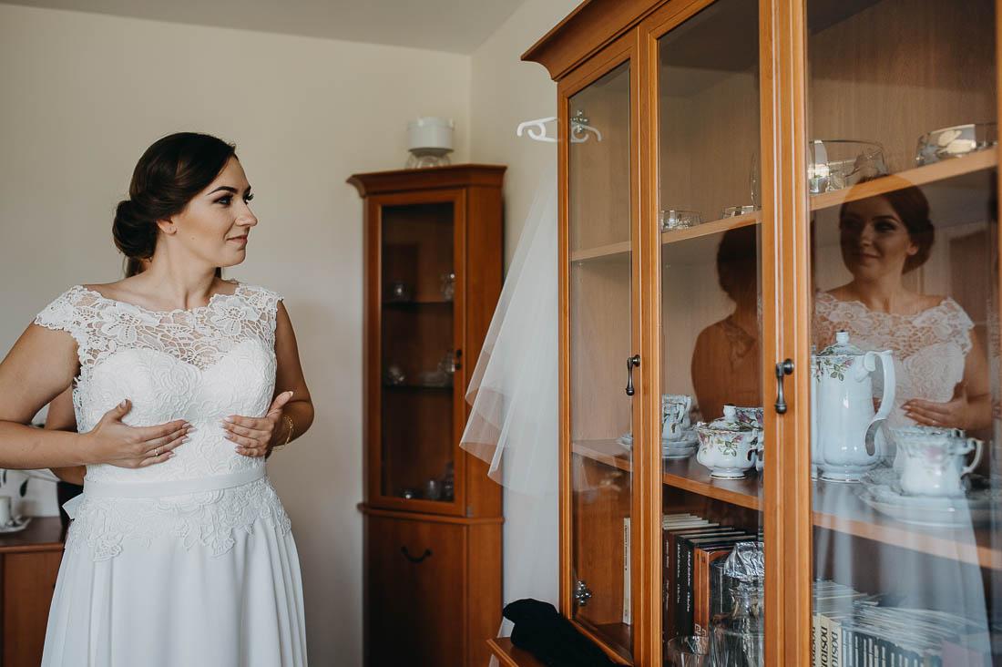przygotowania ślub Jabłonna