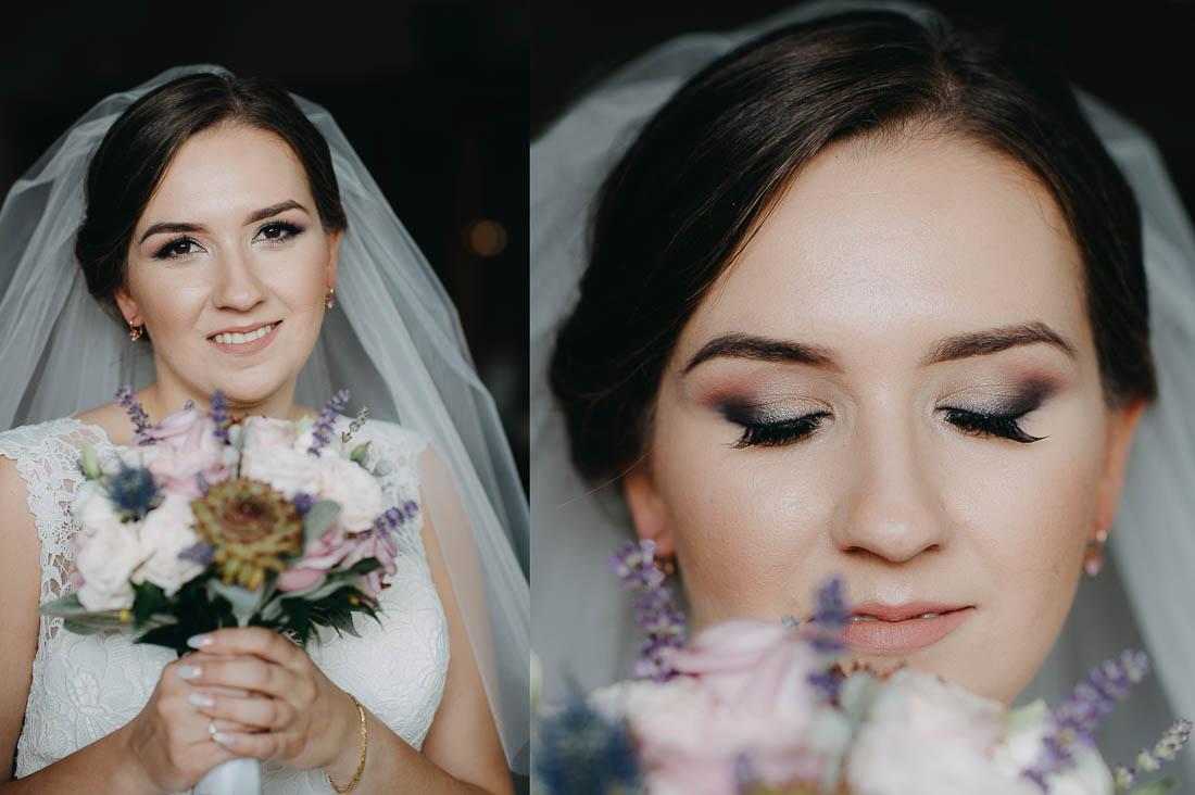 panna młoda ślub w Warszawie