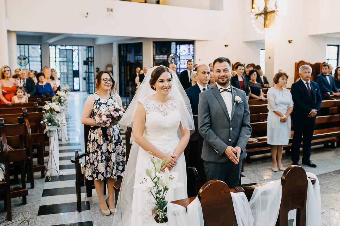 ślub na głowie Warszawa