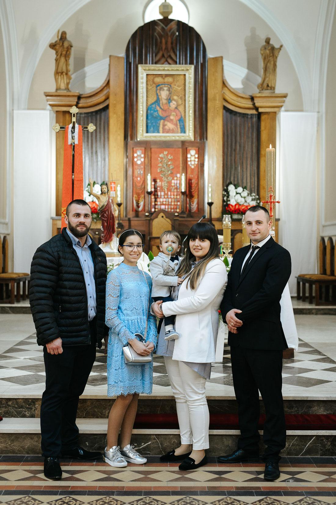 chrzest święty Puławy