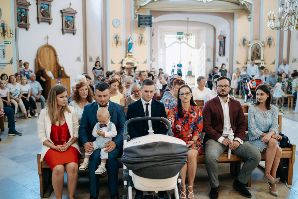 fotograf na chrzest Żyrzyn